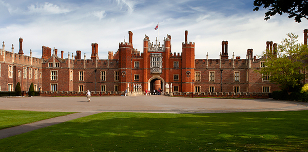 Medium hampton court palace large